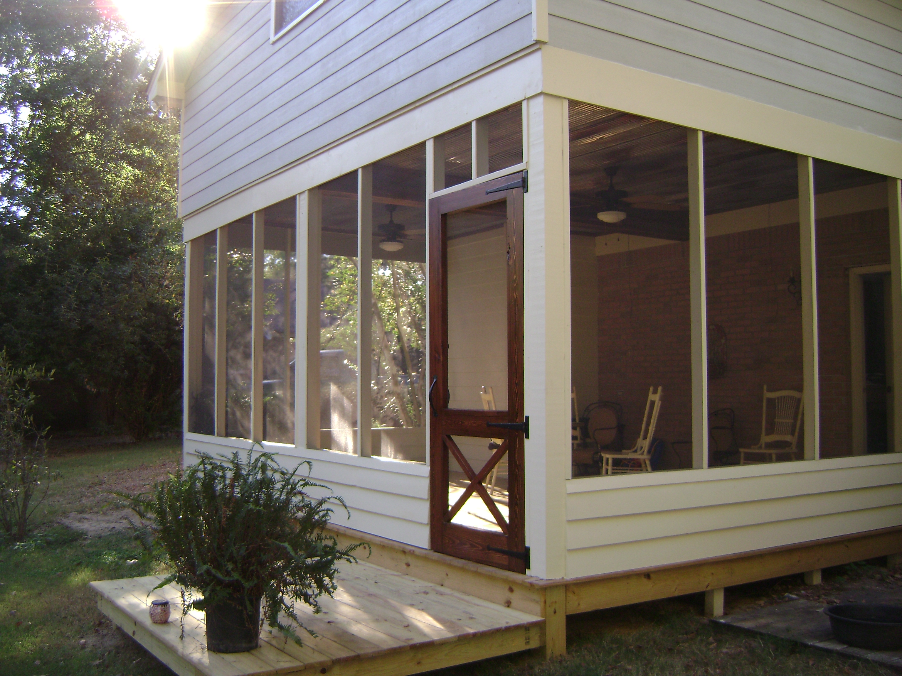 Exterior Uses Of Cypress Lumber Siding And Trim Gallery